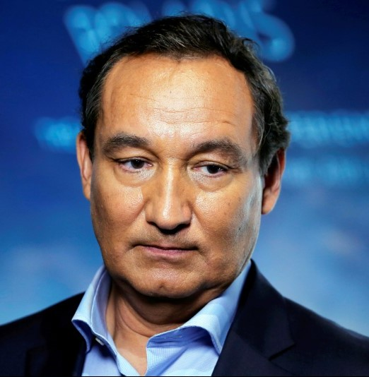 CEO of United Airlines Oscar Munoz in New York on June 2, 2016. (REUTERS/Lucas Jackson)