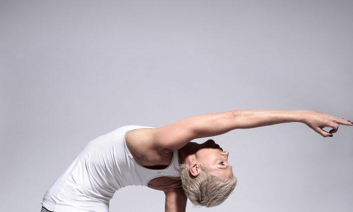 Jennifer Ellis, the founder of The Yoga Wellness Company (Jennifer Ellis)