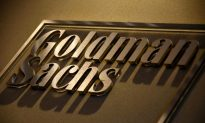 Gains in Goldman, BofA Send Wall Street to Four-Week High