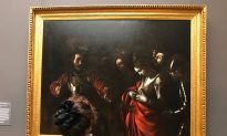 Caravaggio's Last Two Paintings Reunited at The Met