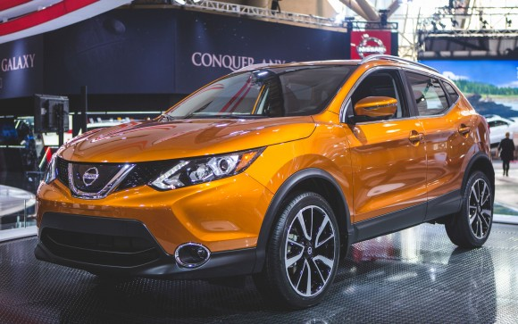 Nissan Qashqai (Courtesy of Nissan Canada)