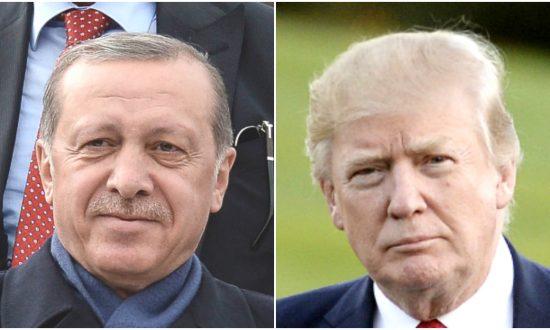 Trump's Letter to Turkish President Erdogan Released