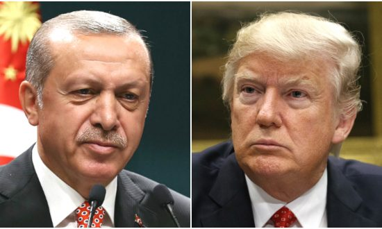 Trump Signs Executive Order to Impose Sanctions, Visa Bans on Turkey