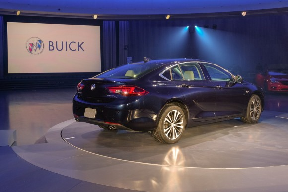 Buick Regal Sportback (Courtesy of David Taylor)