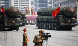 House May Vote Within Days on Tighter North Korea Sanctions