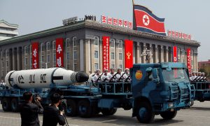 Japanese Buy up Nuclear Shelters as North Korea Tension Mounts