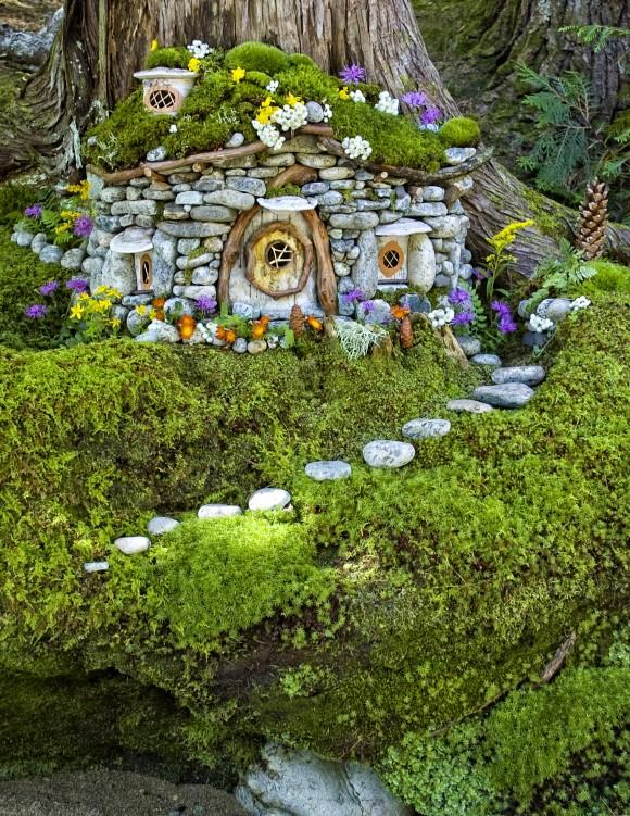 The Shire House (Courtesy of Sally J. Smith)