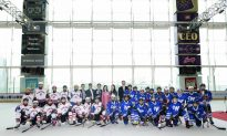 2017 Mega Ice Hockey 5's Tournament