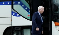 President Trump and Family Wish Senator John McCain Well in Official Statement