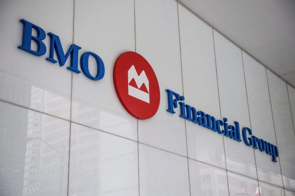 TheBankofMontrealplans to issue $2 billion in residential mortgage-backed securities in April. (The Canadian Press/Aaron Vincent Elkaim)