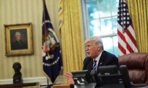 Trump Seeks Diplomacy: 'Major, Major' Conflict With N. Korea Possible