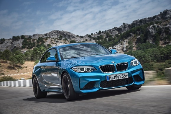 BMW M2 Coupe (Courtesy of BMW Group Canada)