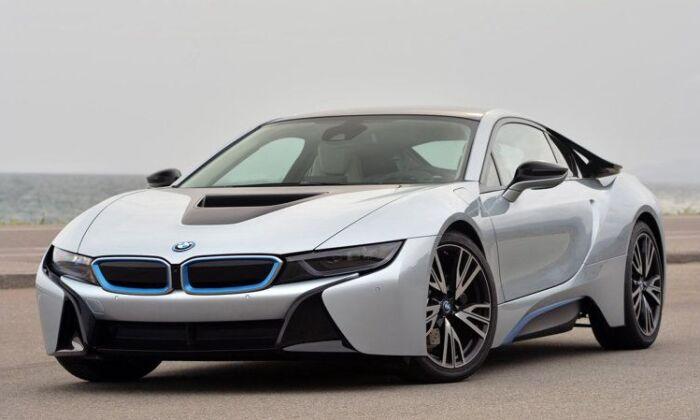 BMW i8 (Courtesy of BMW Group Canada)