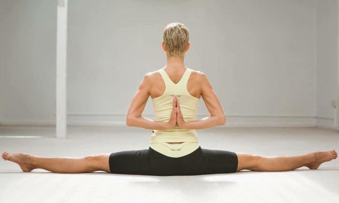 Jennifer Ellis, the founder of The Yoga Wellness.(Courtesy of Jennifer Ellis)