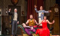 Theater Review: 'The Play That Goes Wrong'