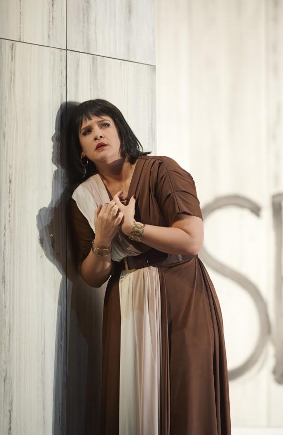 """Keri Alkema as Vitellia in the Canadian Opera Company's production of """"La clemenza di Tito,"""" 2013. (Michael Cooper)"""