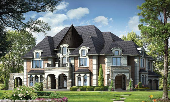 Kleinburg Crown Estates (Courtesy of Caliber Homes)