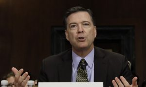 FBI's Comey Defends Clinton Email Decision, but Feels 'Nauseous'