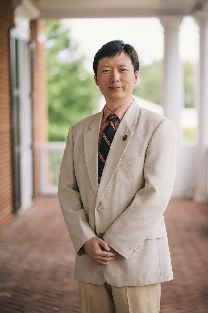 Joshua Li, a professor of orthopedic surgery at the University of Virginia and Falun Gong practitioner. (Courtesy of Joshua Li)