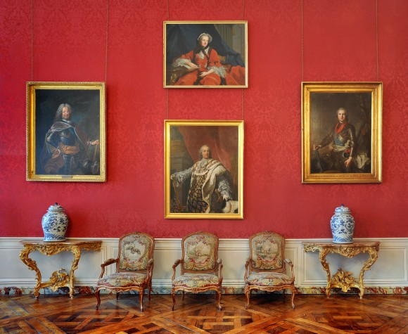 Chambord Art: The art gives you a deep sense of what it feels like to be king. (Courtesy of Chateau of Chambord)