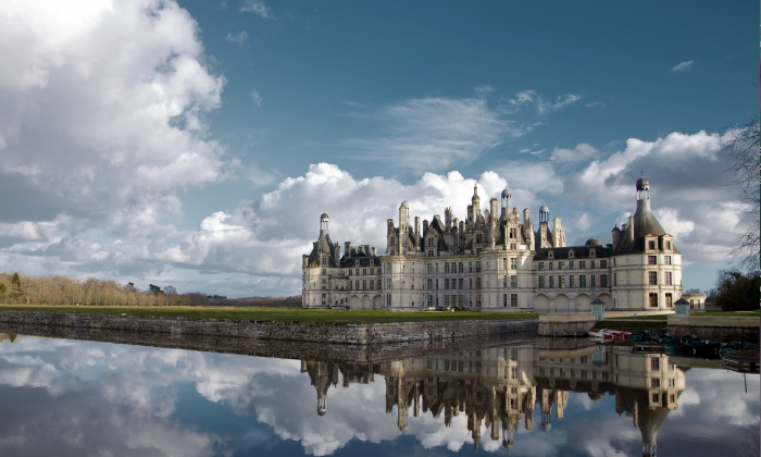 (Courtesy of Chateau of Chambord)