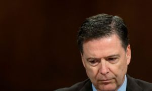 Comey Fired Over Handling of Clinton Email Investigation