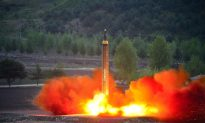 North Korea Fires Short-Range Ballistic Missile Into Japanese Waters