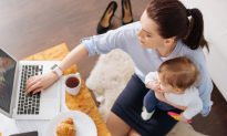 The Go-Getter Mom's Guide to Baby Steps