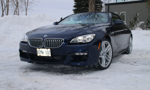 BMW: Meet the 2017 650i xDrive Cabriolet