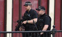 UK on Highest Threat Level as Troops Deployed