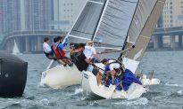 Spring Regatta Attracts 91 Boats