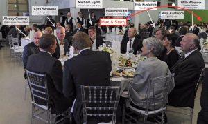 Witness: Michael Flynn Never Spoke to Putin at Infamous RT Dinner