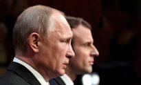 Putin, Macron Call for Ceasefire in Azerbaijan-Armenian Conflict Zone