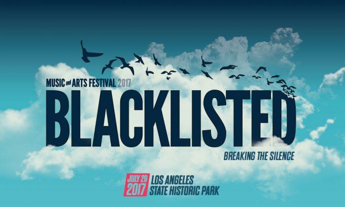 (Screen shot/blacklistedfestival.com)