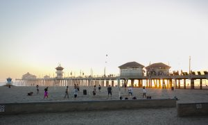 In Huntington Beach, Calif., Surf Culture Reigns