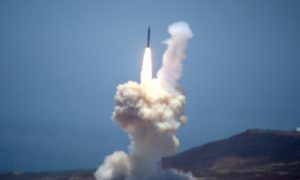 Pentagon Successfully Tests ICBM Defense System for First Time