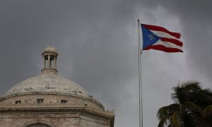 Puerto Rico Is Canary in Coalmine for States