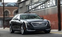 Cadillac: Come Drive the New Flagship Sedan