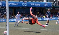 Former EPL Professionals Compete in HKFC Citi Soccer Sevens