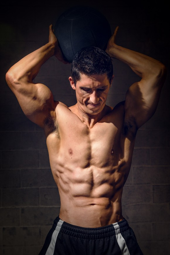 Physical therapist and personal trainer, Jeff Cavaliere. (Courtesy of Athlean-X)
