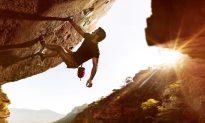 Can This Kind of Rock Climbing Treat Depression?