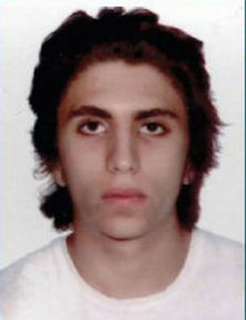 Italian national Youssef Zaghba, 22, is seen in an undated image handed out by the Metropolitan Police, June 6, 2017. (Metropolitan Police Handout via REUTERS)
