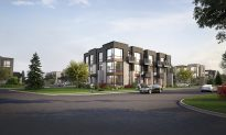 Abbey Lane Towns: Contemporary upscale townhouses in Markham