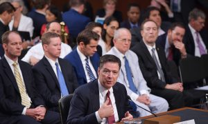 Comey Says He Was Behind Leak of FBI Memos to The New York Times