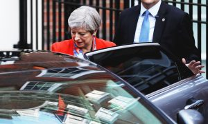 Theresa May Says Mosque Attack an Attempt to Divide London