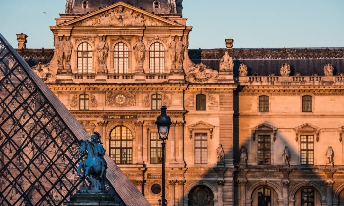 The Louvre takes you on a cultural journey through the ages. (© 2012 Musée du Louvre/Olivier Ouadah)