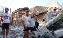 Powerful Quake Shakes Buildings in Greece and Turkey, 1 Dead