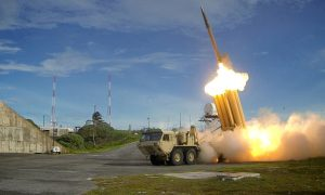 Suspected North Korea Drone Spied on US Anti-Missile System