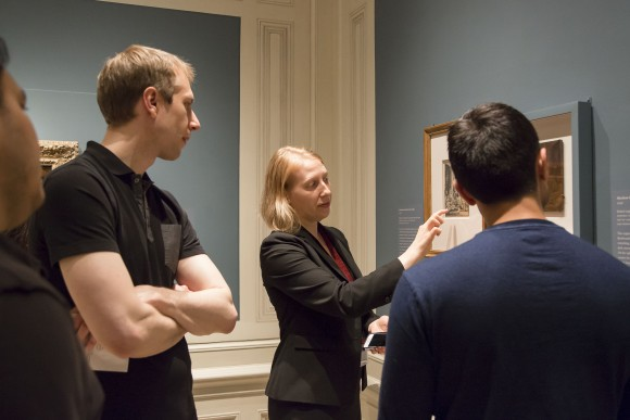 Joanna Sheers Seidenstein, a curatorial fellow at The Frick gives a talk about the exhibition she organized,