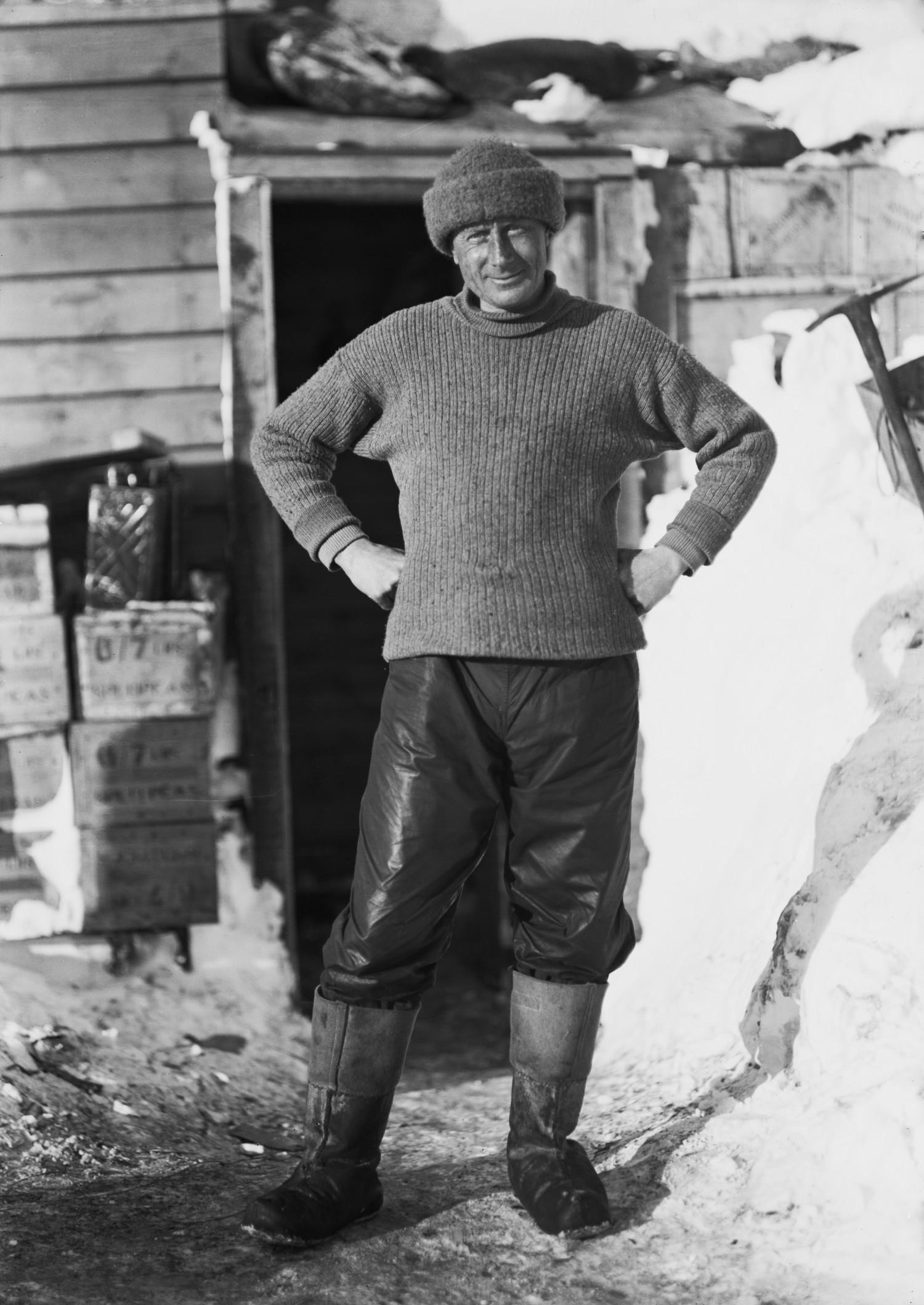 (The Antarctic Heritage Trust)